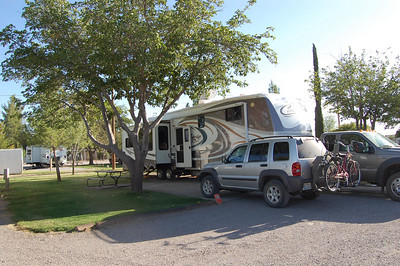 Journal Site 131 Sunny Acres RV Park