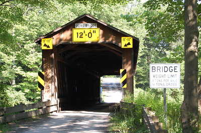 RV-Dreams Journal: Covered Bridges & Wineries - (Jefferson, OH)