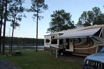 Where To Camp? Blackwater River State Forest - (Milton, FL) - RV