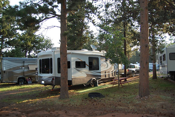 Our 2007 Campground Reviews