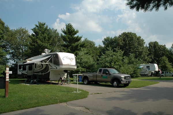 Kentucky Campground Reviews on
